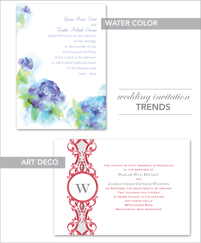 stylish wedding invitations under a 1 belle the magazine With wedding invitations under a 1