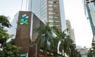standard chartered singapore
