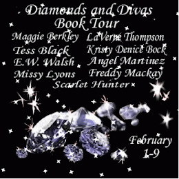Diamonds and Divas Book Tour