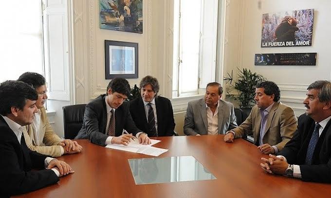 """Es oficial: La ACTC firmó el convenio de """"Automovilismo para todos"""""""