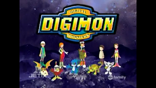 Digimon Adventure 02 Anime Toei