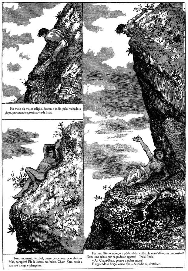 Cham Kam e Inaiá (1883)
