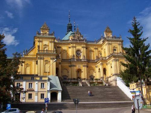 Sanktuarium w Wambierzycach (fot. Jan Mehlich)