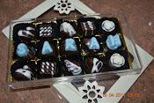 Chocolate 15 pcs  RM 15.00