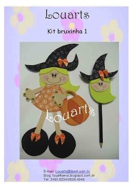 kit bruxinha 1