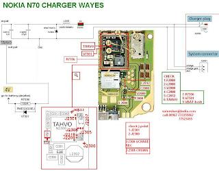 n70 charging problem