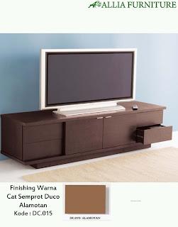 Contoh Furniture Semprot Duco Alamotan