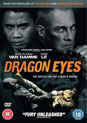 Dragon Eyes streaming vf