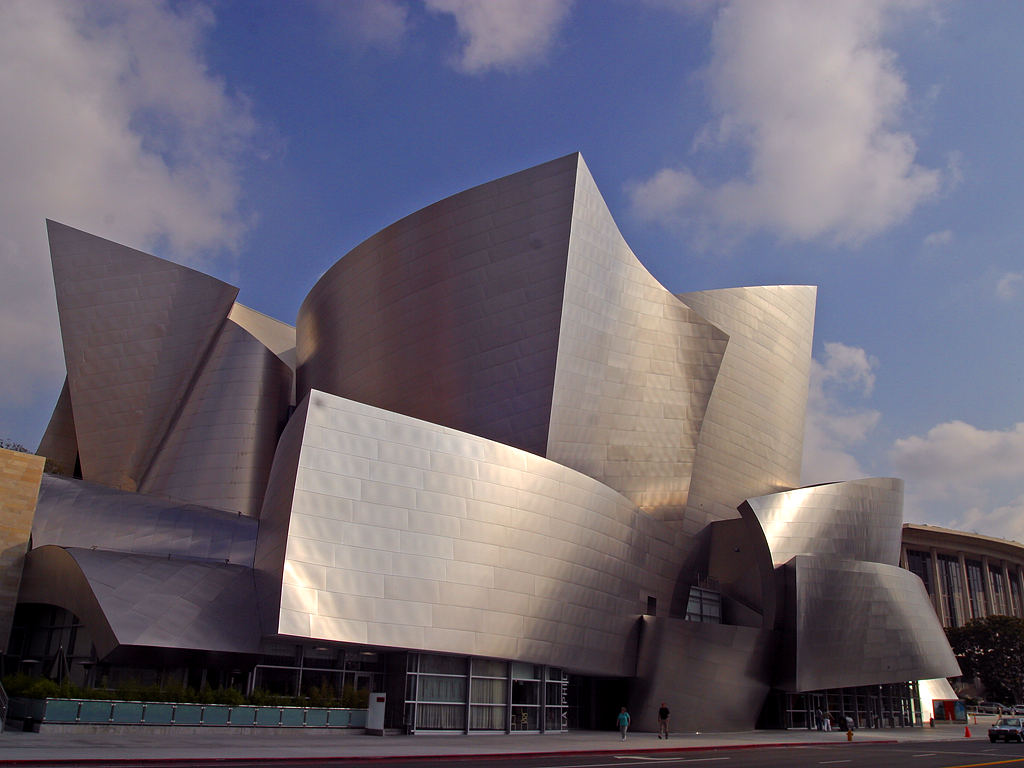 Whistleforthewind case study frank gehry for La architecture
