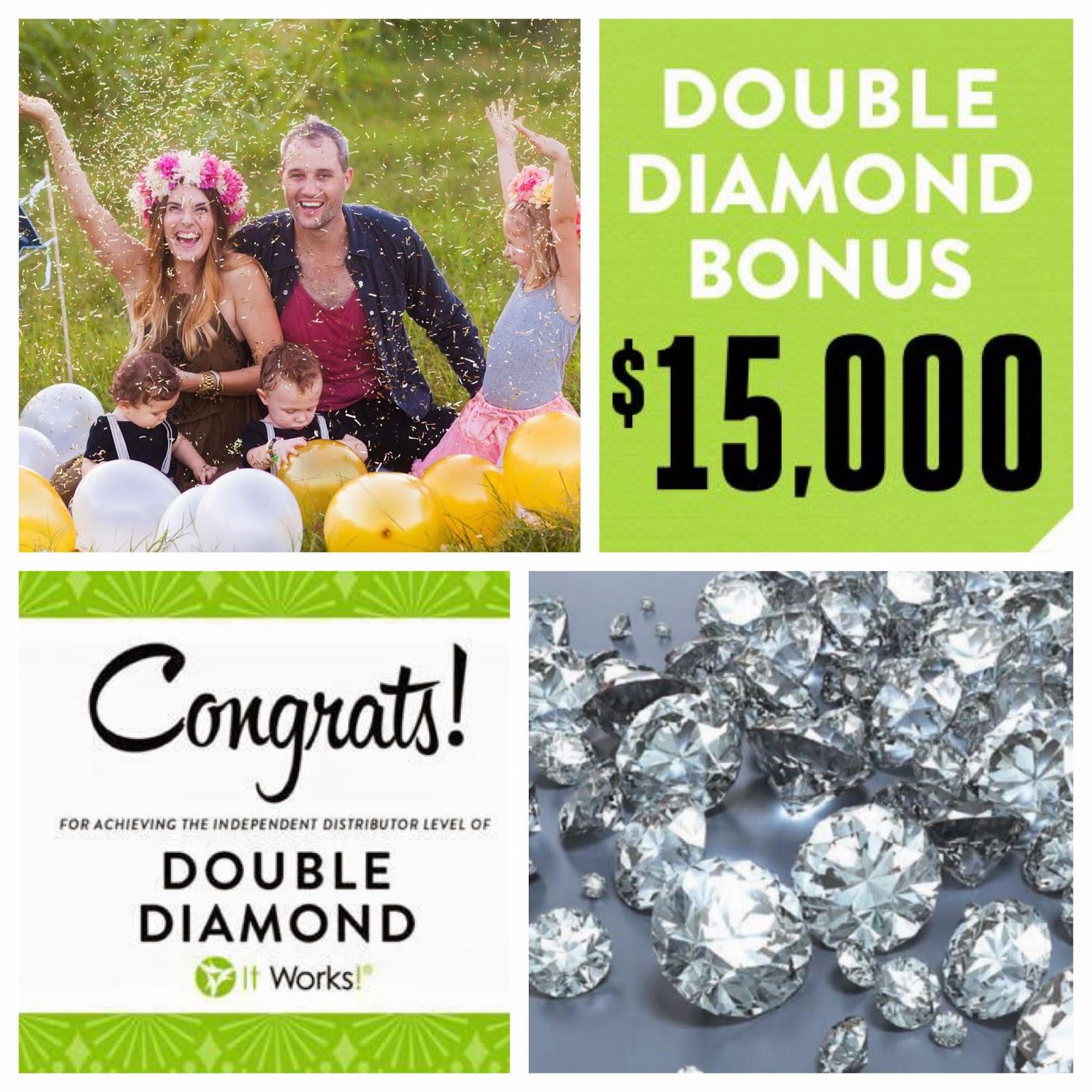 double diamond it works salary