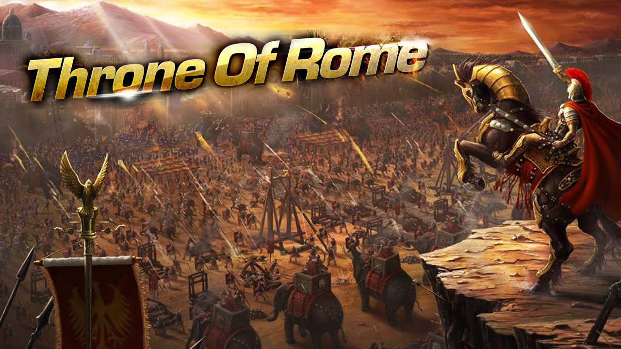 Throne of Rome Gameplay IOS / Android