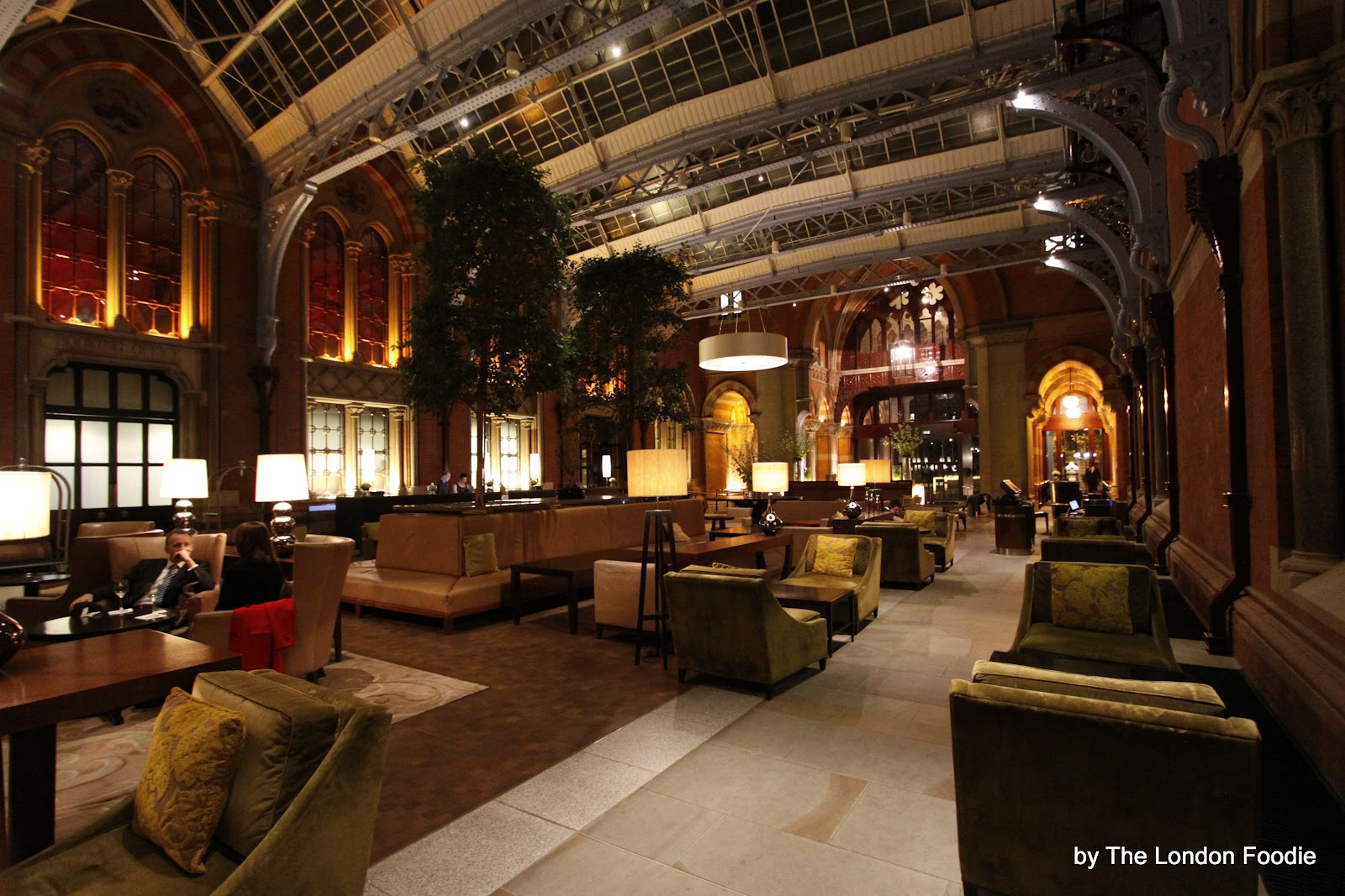 The London Foodie London Restaurant Reviews The Gilbert