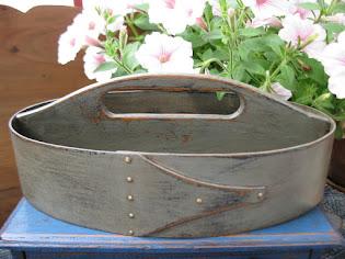 vintage Shaker basket