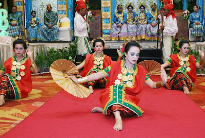 Tarian Budaya Sul-Sel