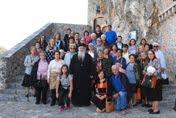 Το προσκύνημά μας στις Ιερές Μονές Παναγίας Ελώνης, και Μεταμορφώσεως του Σωτήρος, Λουκούς. (φωτογρ