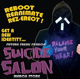 DEDDERZ MERCH STORE - SUICIDE SALON !