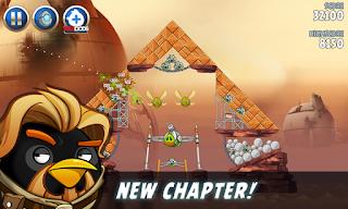 Angry Birds Star Wars II Free 1.9.0 APK Gratis