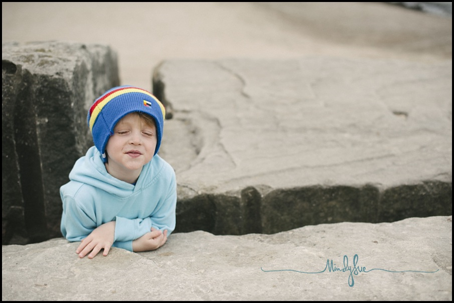 Lake Erie FAmily pictures