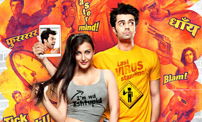 Mickey Virus 2013 Hindi Movie DVDSCR Watch Online