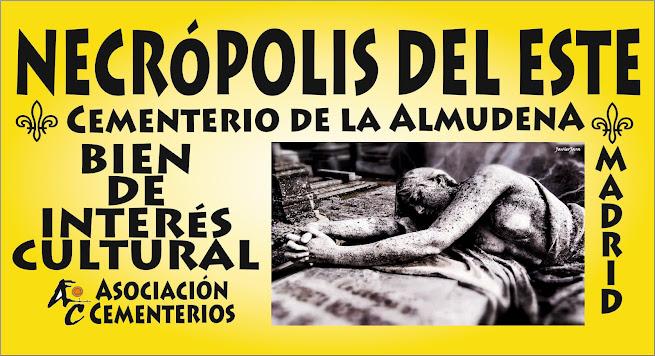CEMENTERIO DE LA ALMUDENA ¡BIEN DE INTERES CULTURAL! APOYA NUESTRA INICIATIVA ¡FIRMA!