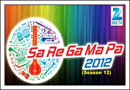 (19th-Jan-13) Sa Re Ga Ma Pa [Today No Telecast Due to The Telecast Of Sapne Suhana Ladakpan Ke Special Episode]