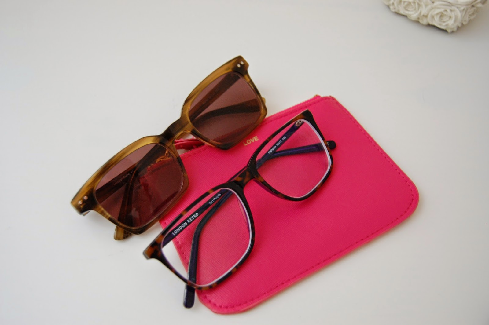 London Retro Bailey Sunglasses
