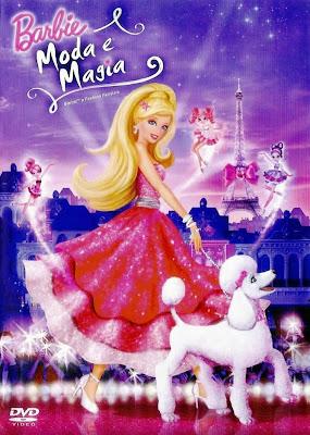 Filme Barbie : Moda E Magia   Dublado