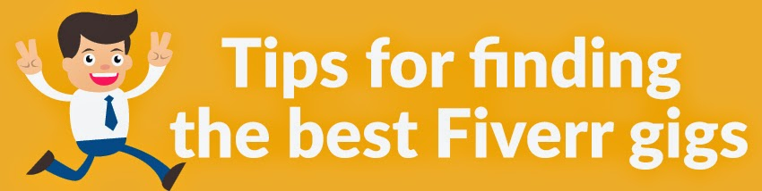Tips for finding the best Fiverr gigs