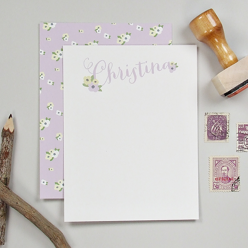 personal stationery designs banter and charm