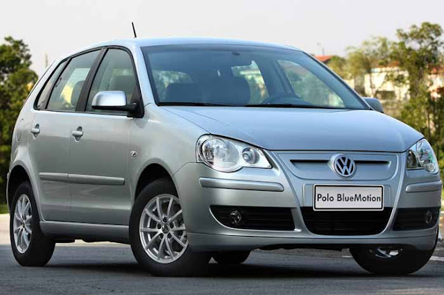 Volkswagen Polo Bluemotion 2011 - consumo