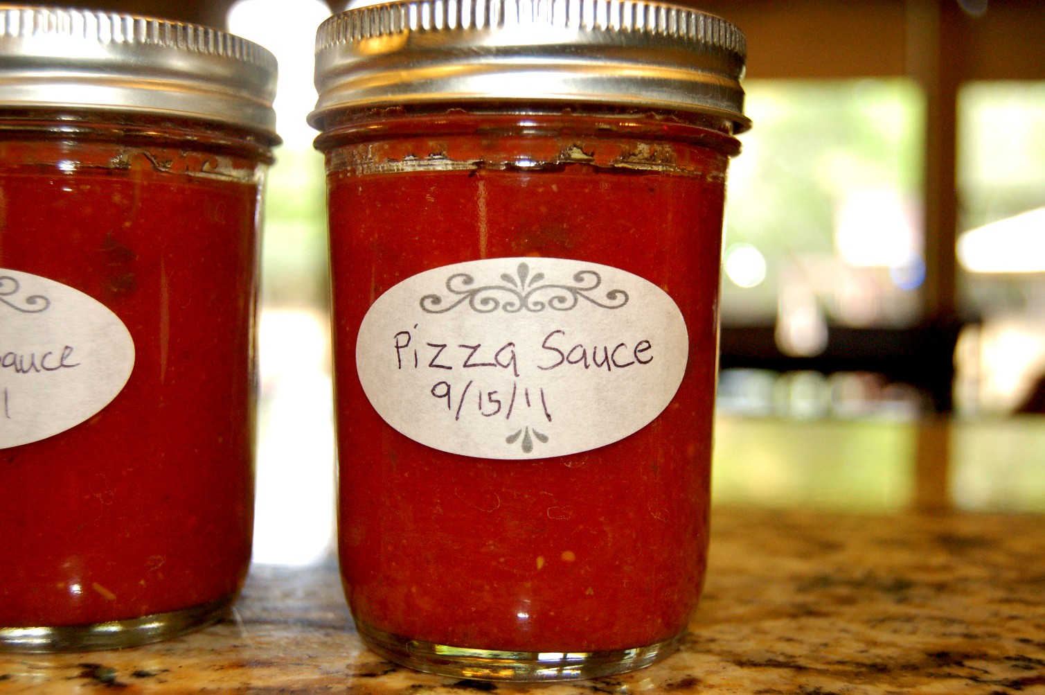 Canning Homemade Pizza Sauce Scattered Thoughts Of A Crafty Mom By Jamie Sa