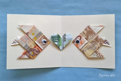 ideas regalo boda dinero