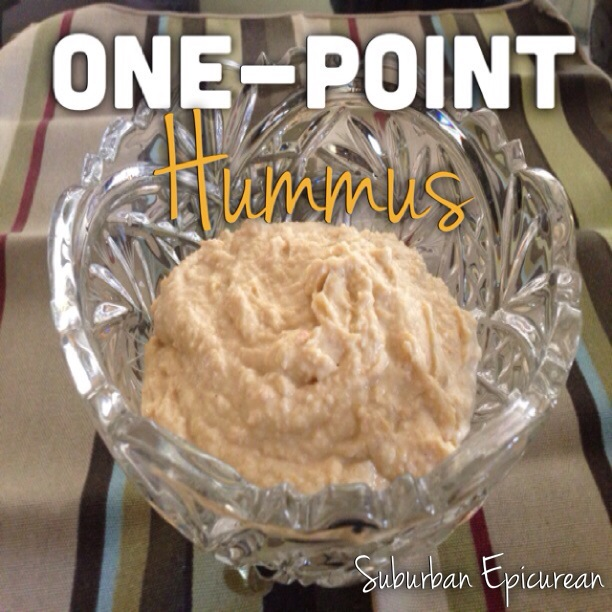 http://suburbanepicurean.blogspot.com/2013/09/one-point-hummus.html