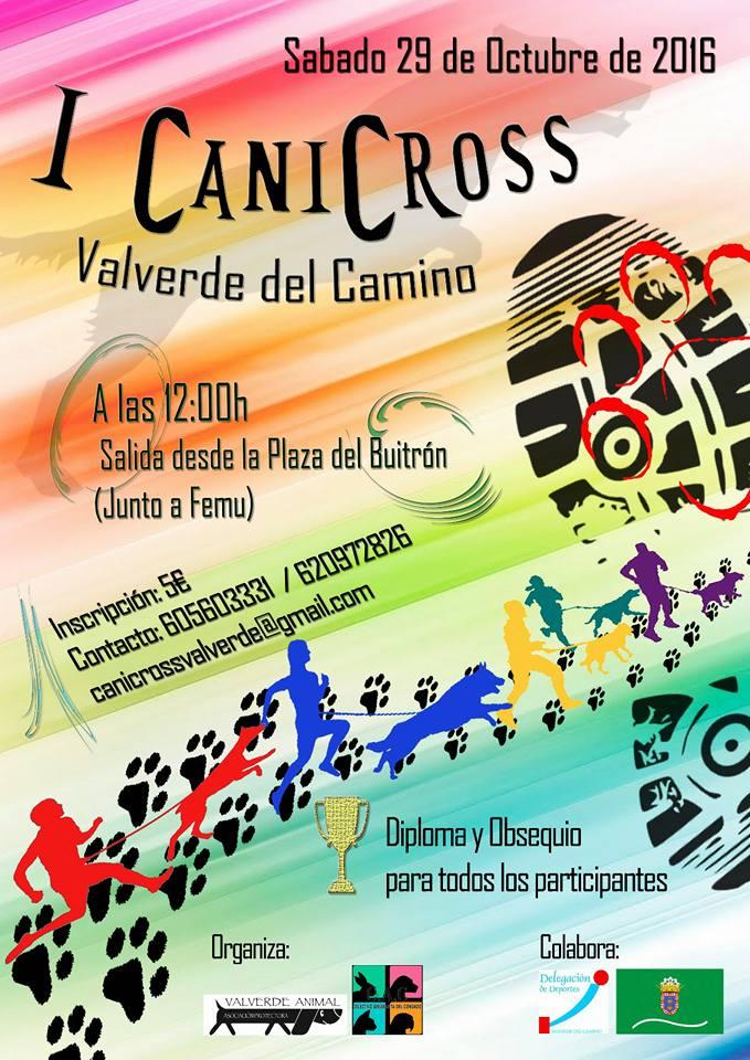 I Canicross Valverde