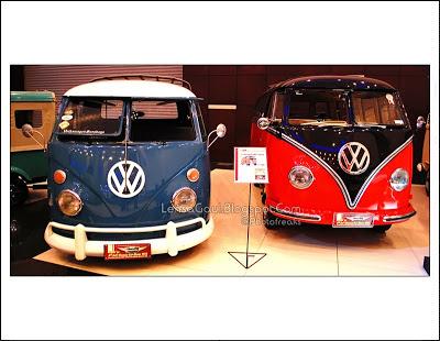mobil volkswagen VW Combi Dakota