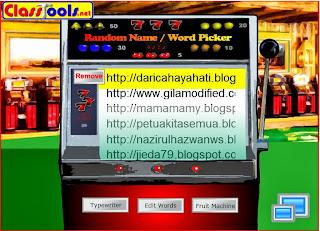 Blogger Comel