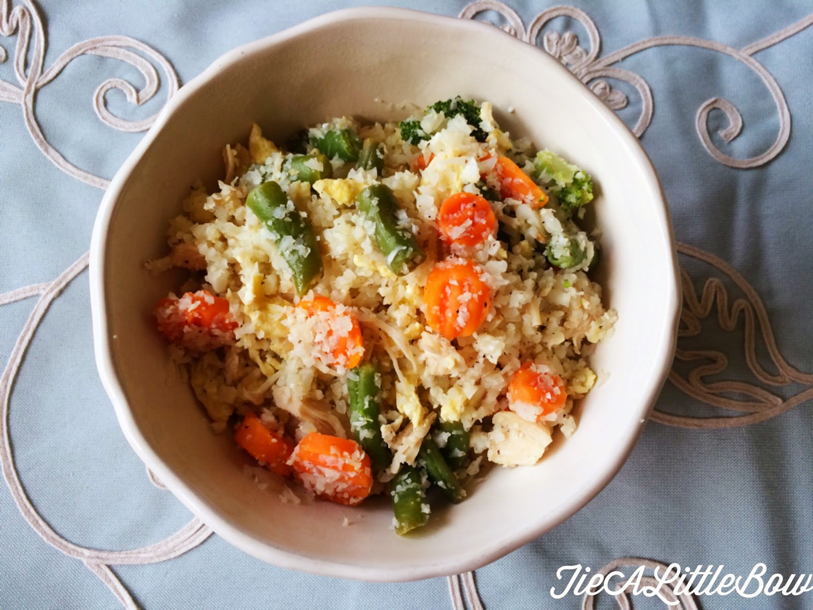 how to make fried rice taste better without bacon