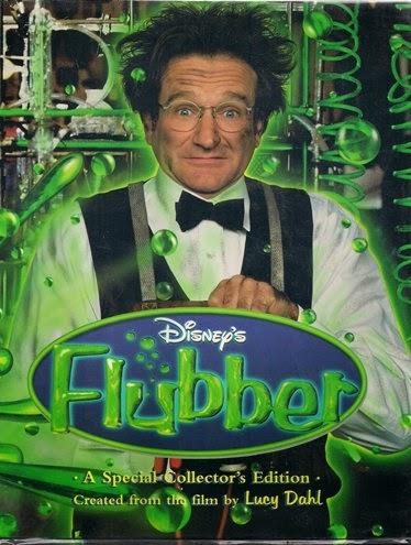 Flubber DVDRip Latino 1997 Robin Williams