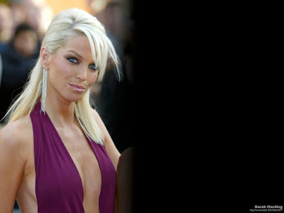 Sarah Harding Hot Wallpaper