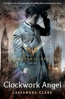 bookcover of Clockwork Angel
