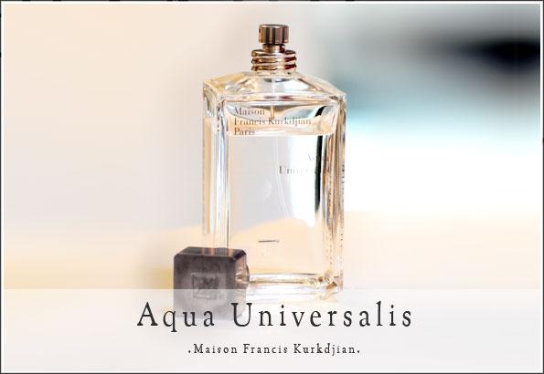 Art lar for Acqua universalis maison francis kurkdjian