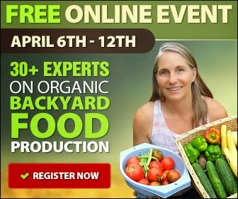 JOIN ME at the HOMEGROWN FOOD SUMMIT!