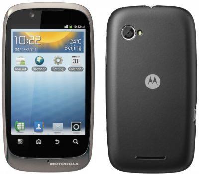 Motorola XT531 Fire XT (Spice XT)