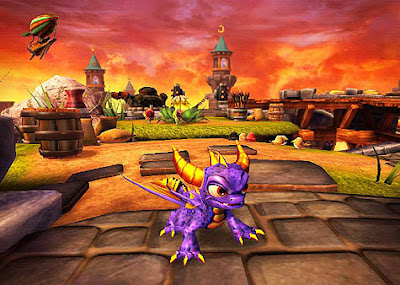 Skylanders Spyro&#180;s Adventure