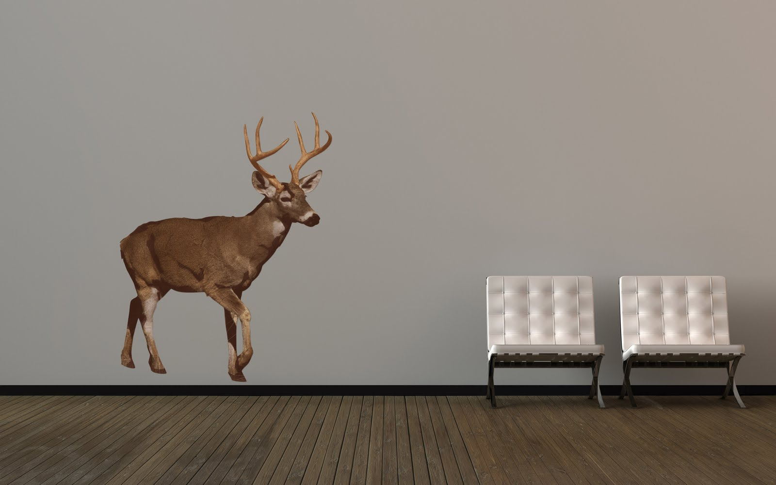 a gifted existence british deer wall sticker from the deer jungle wall sticker decals wall stickers for kids