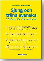 En sångbok med 70 sånger för sfi-undervisning