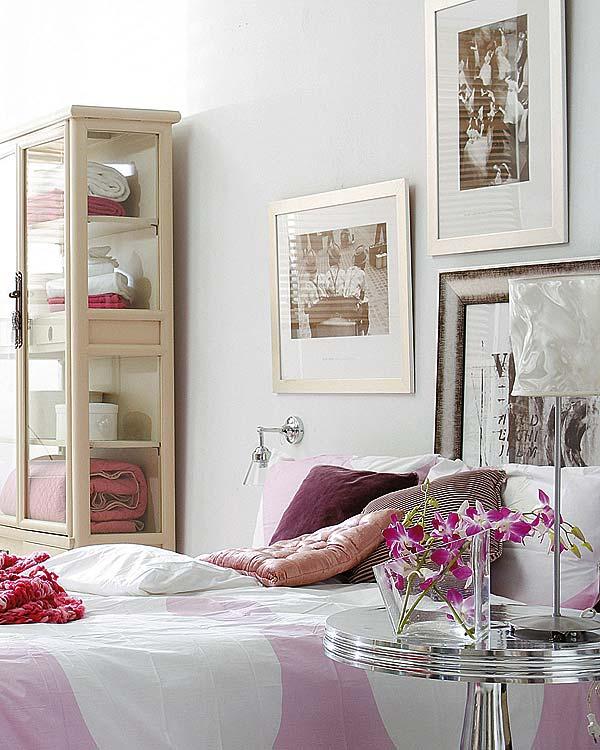 decoracao de interiores quartos femininos: de casa e Design de interiores Arquitetura e Estilo pessoal