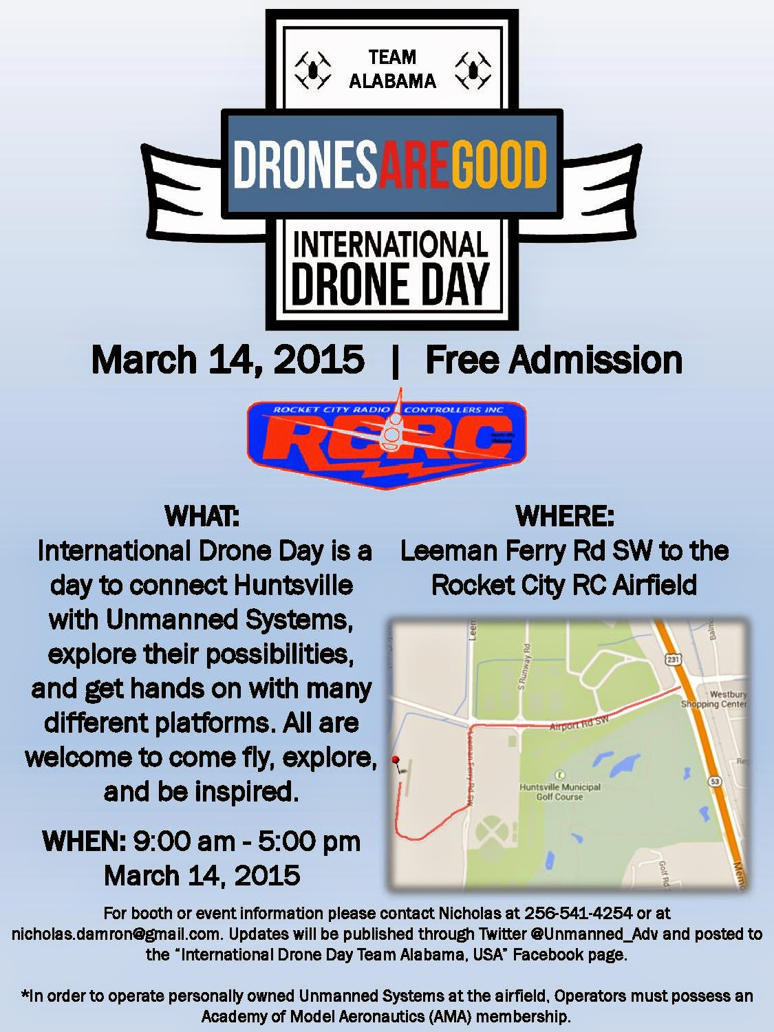 http://www.internationaldroneday.com/