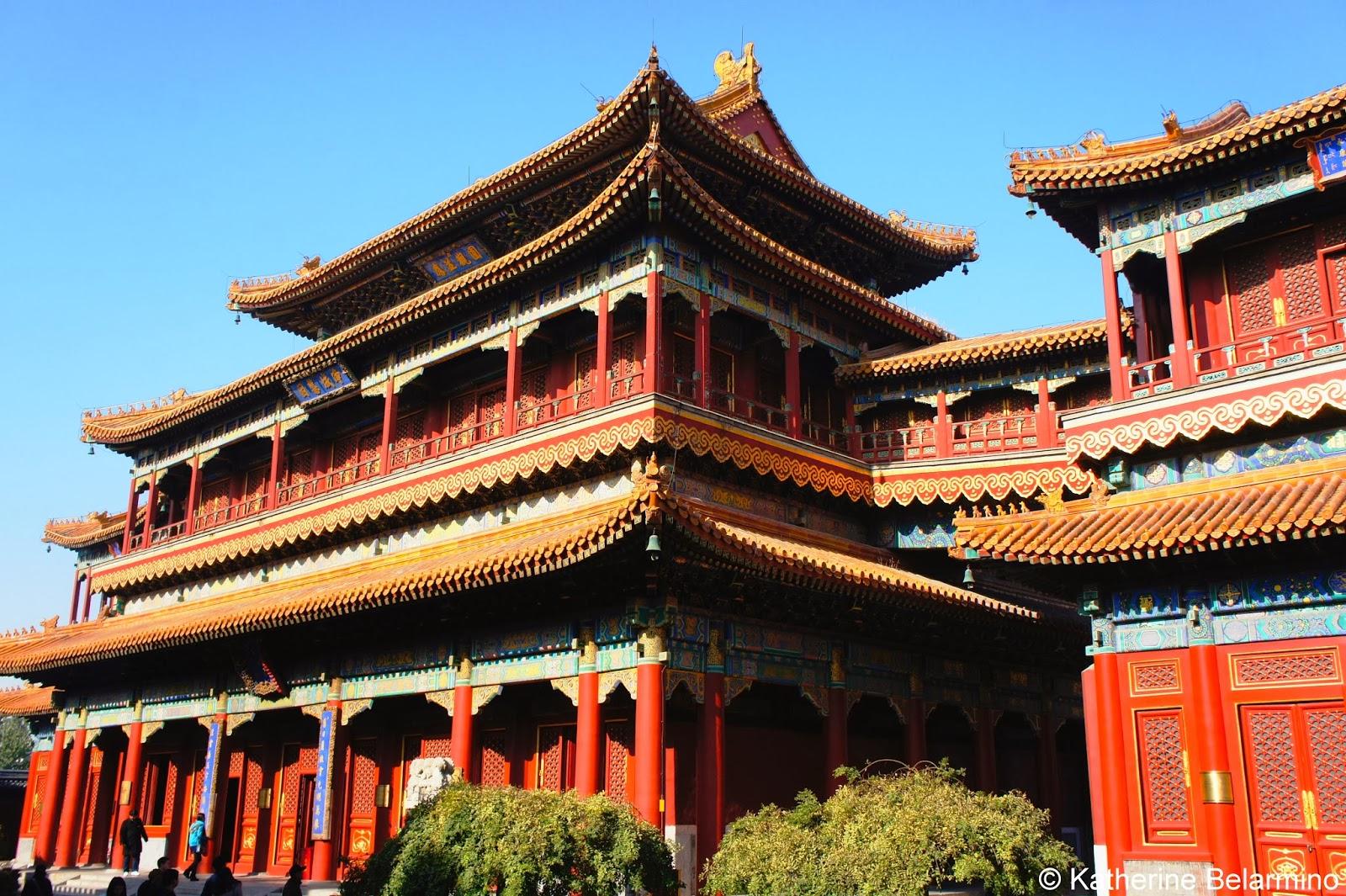 Lama Temple Beijing China