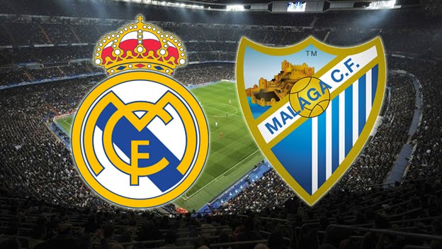 Real Madrid vs Málaga Liga BBVA 18-04-2015